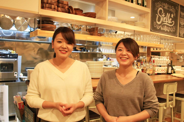 岡山県産フルーツを使ったスイーツや自慢の『ステラロール』。本格エスプレッソコーヒー、瀬戸内の魚介類や地元のフレッシュ野菜を使ったランチとスイーツのお店